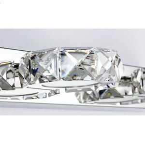 Image 2 - Carré K9 6W cristal salle de bain luminaires Led bain vanité appliques murales lumière chambre couloir applique rétro intérieur applique