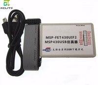 1Sets USB MSP430 Simulator The MSP FET430UIF BSL SBW JTAG Automatic Upgrade Firmware New