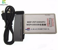 1Sets USB MSP430 Simulator The MSP FET430UIF BSL SBW JTAG Automatic Upgrade Firmware New
