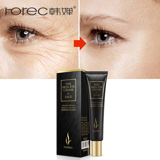 Eye Serum Anti-Wrinkle Snail Remover Dark Circles Eye Cream Against Puffiness Anti Aging Ageless Instantly