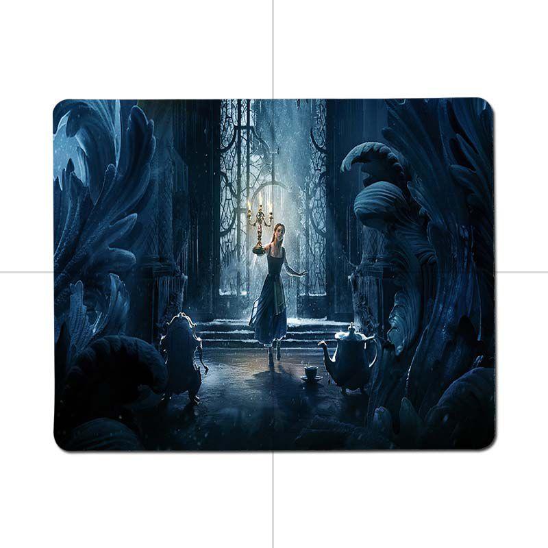 MaiYaCa Прохладный Новый Красота и чудовище комфорт небольшой Мышь коврик игровой Мышь pad Размеры для 25X29 см 18x22 см игровой Мышь колодки