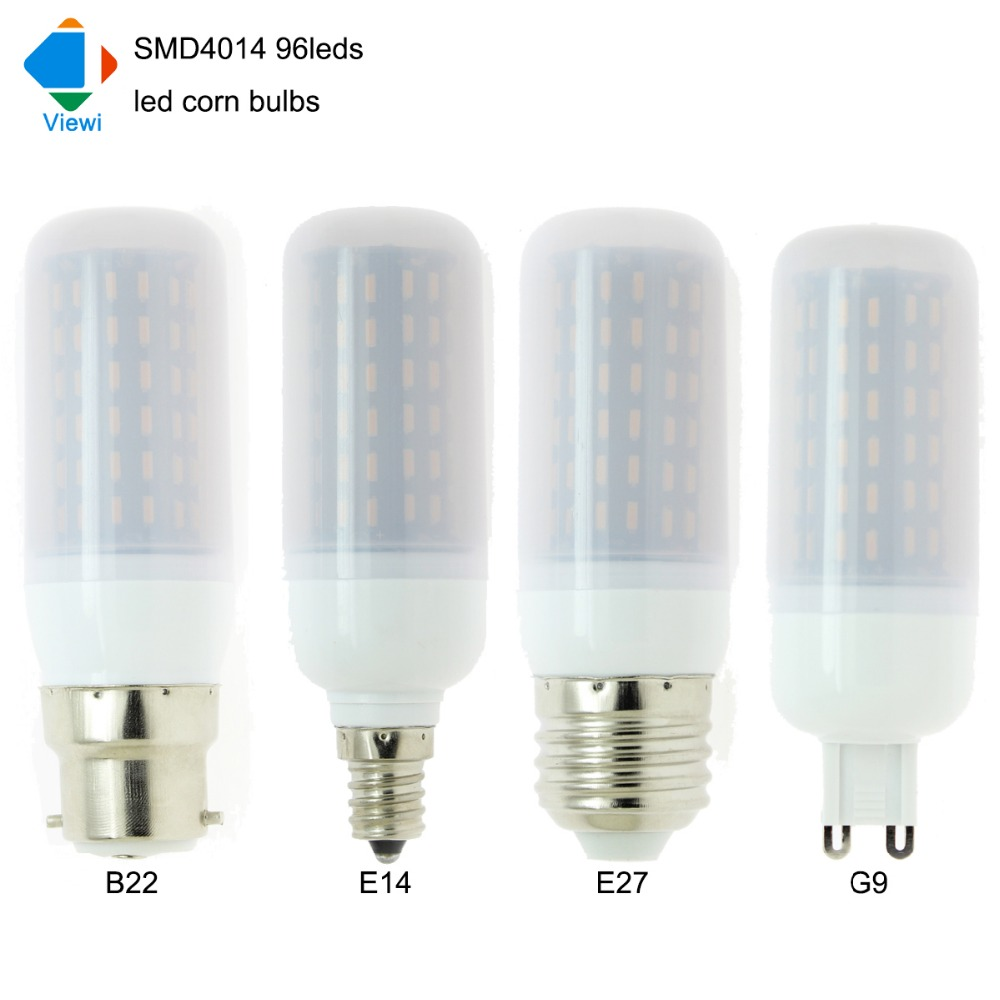 5x lampada led e12 e14 e27 b22 g9 corn light 110v 220v for Lampada led e14
