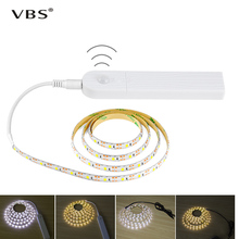 DC5V 1M 2M 3M PIR Motion Sensor LED Lights For Kitchen