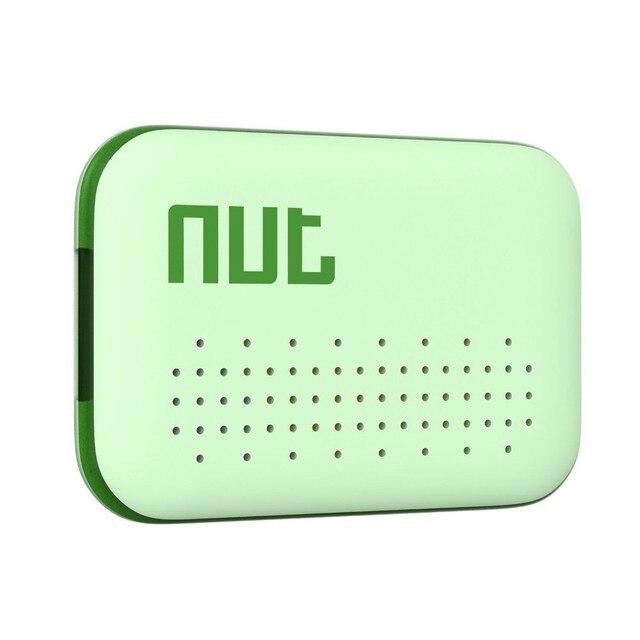 Original écrou mini détecteur de clé intelligente sans fil Bluetooth étiquette Tracker suivi perdu rappel alarme GPS localisateur pour enfant porte-clés