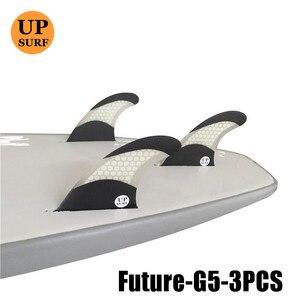 Image 4 - SURF Future Fins G3/G5/G7 Стекловолоконные сотовые доски для серфинга ласты prancha quilhas de