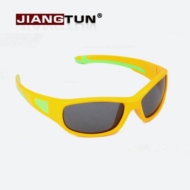 JIANGTUN Crianças Meninos Menina Crianças Projeto Do Esporte Óculos de  Segurança Óculos De Sol Da Marca 94f3a1dddc