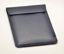 Sobre bolsa de ordenador portátil manga Super delgada cubierta de microfibra de cuero manga caso de superficie Pro4/Pro5/Pro 6 12,3 pulgadas