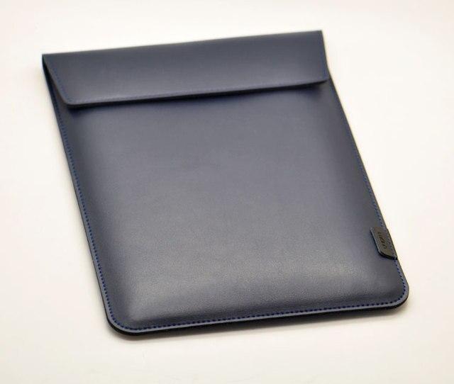 ซองจดหมายกระเป๋าแล็ปท็อปฝาครอบ super pouch slim, ไมโครไฟเบอร์หนังแล็ปท็อปกรณีสำหรับพื้นผิว Pro4/Pro5/Pro 6 12.3 นิ้ว