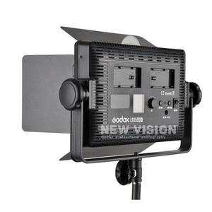 Image 3 - Godox LED500C 3300K 5600K Studio Video Light Lamp + Remote For Camera Camcorder