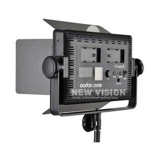 Image 3 - Студийный светильник Godox LED500C 3300K 5600K, лампа + пульт дистанционного управления для видеокамеры