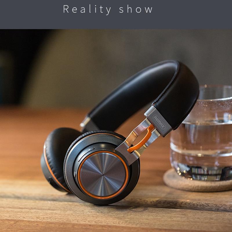 Auricular Bluetooth inalámbrico Estéreo Remax 195HB Auricular - Audio y video portátil - foto 4