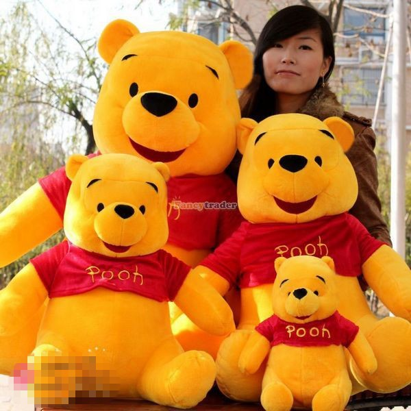 Fancytrader Biggest 39\'\' 100cm Giant Stuffed Cute Winnie Bear, Free Shipping FT50222 (6)