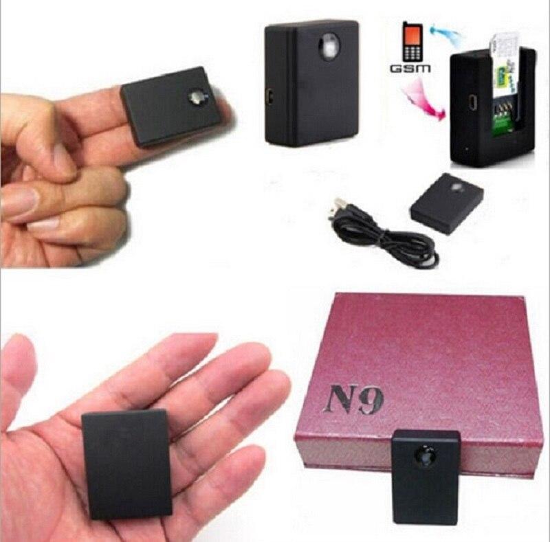 Лучший N9 GSM GPS-трекер Прослушивание - Автоэлектроника