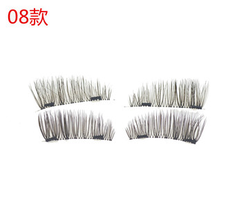 NEW Magnetic Eyelashes Classic 3D Magnetic False Eyelashes Extension Tools Natural Makeup Cilios Posticos Beauty Essentials