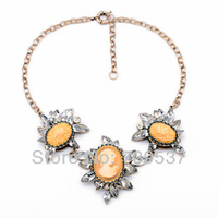 xl00776 Handmade Fashion Leader Accessorize Figure Engraved Necklace UK For Sale