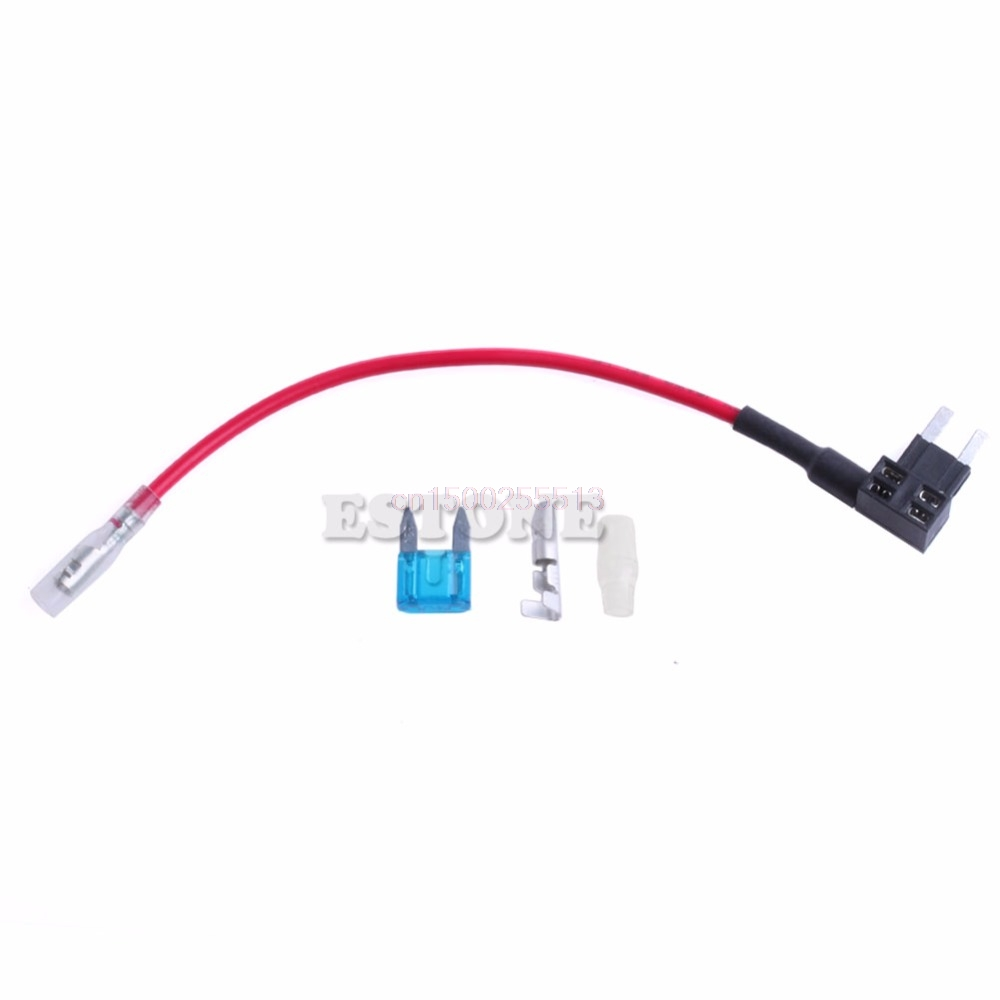1set Car Micro Blade Mini Atm Fuse Adapter Tap Dual Circuit Add A Style Low Profile Holder New In Fuses From Home Improvement On Alibaba Group