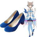 Re:Zero kara Hajimeru Isekai Seikatsu Argail Felix High Heel Cosplay Shoes