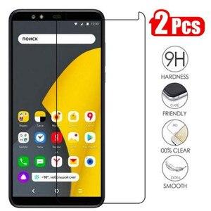 Image 1 - Szkło hartowane dla Yandex ekran smartfona 9H 2.5D telefon na szkło ochronne na Yandex smartfon szkło