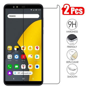 Image 1 - Tempered Glass For Yandex Smartphone Screen Protector 9H 2.5D Phone On Protective Glass On The For Yandex Smartphone Glass