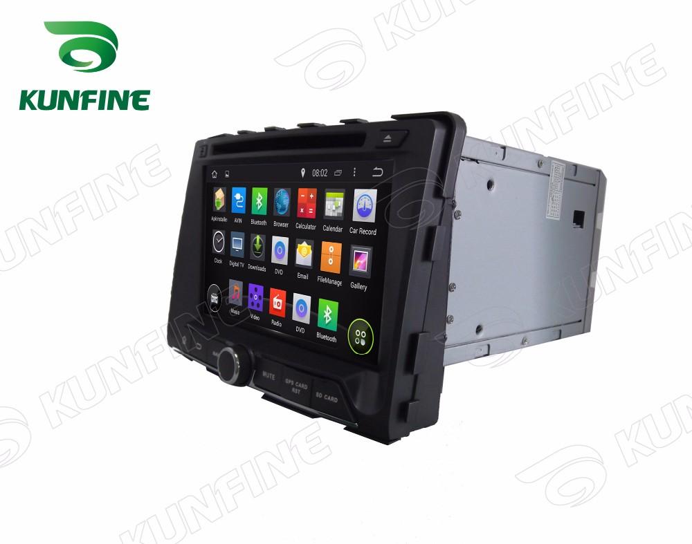 Car dvd GPS Navigation player for RODIUS Rexton 2014 D