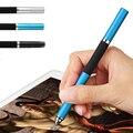 Nova caneta Stylus capacitância para Android Touchscreen de alta precisão Ultra fino especial dupla caneta de toque