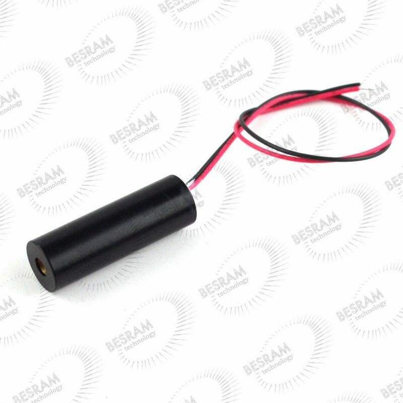 10*23mm 808nm 50 mW 100 mW 200 mW Infrarossi IR Dot Laser Linea Modulo Diodo