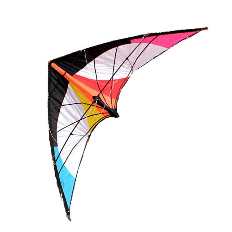 Livraison gratuite en plein air Fun Sports1.8m cascadeur cerf-volant sonne super pour les débutants donc vol rapide sortie d'usine