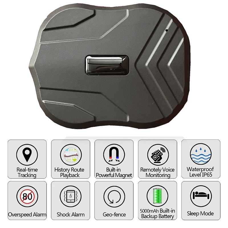 GPS Tracker Car 90 Days Long Standby TK905/TK906 GPS Locator Waterproof GPS Tracker Auto Magnet Voice Monitor Free Web APP