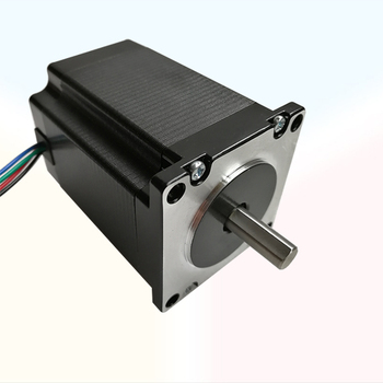 Stepper Motor Nema23 motor 4-Lead 270oz-in 76mm 2.8A 23HS8430 3D printer motor and CNC XYZ image