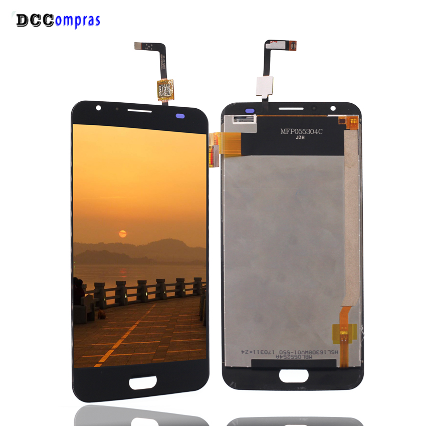 For Ulefone Power 2 LCD Display Touch Screen Digitizer Assembly Replacement For Ulefone Power 2 LCD Display Free ToolsFor Ulefone Power 2 LCD Display Touch Screen Digitizer Assembly Replacement For Ulefone Power 2 LCD Display Free Tools