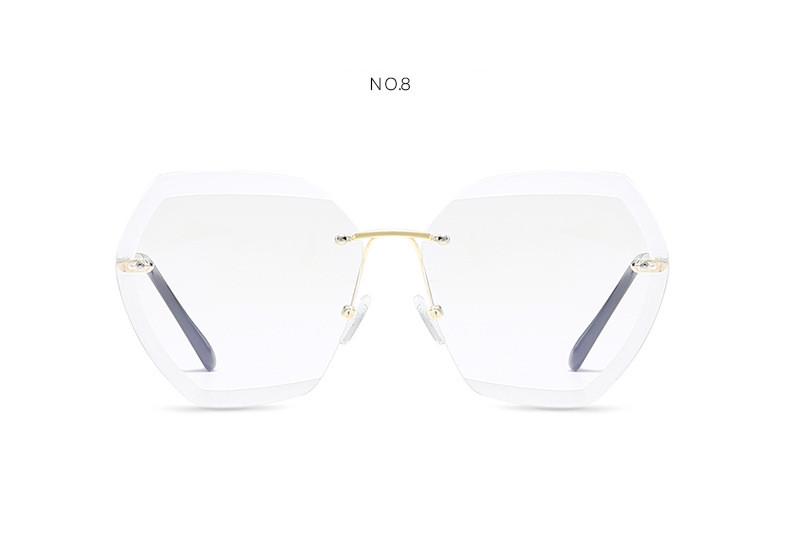 HTB1rwIXftbJ8KJjy1zjq6yqapXae - Luxury Vintage Rimless Sunglasses Women Brand Designer Oversized Retro Female Sunglass Sun Glasses For Women Lady Sunglass 2018