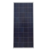 ECO WORTHY 150W Polycrystalline Photovoltaic PV Solar Panel Module 12V off Grid Battery Charging for Boat Yacht Household RV