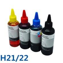 Для HP21 22 принтера чернила & Bulk Ink дополнительный набор для hp deskjet 3915 3920 D1530 D1320 D1311 D1455 F2100 F2280 F4100 F4180 принтера
