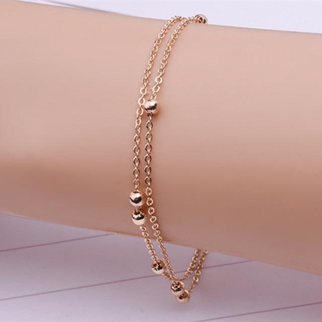 Gold/Silver Color Chain...