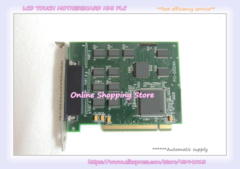 PCI-DI024H industrial motherboard 100% tested perfect quality