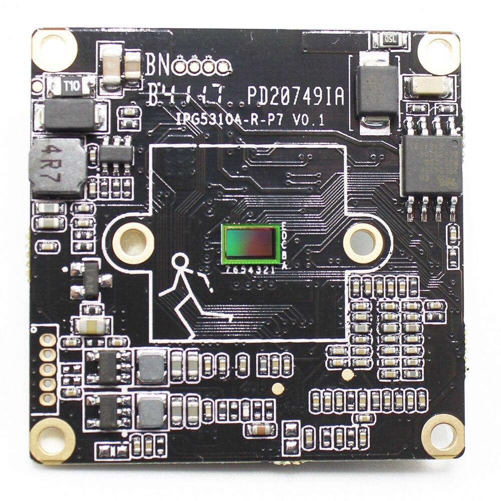 AHWVSE CCTV IP Camera module 2 0MP 1080P module board CMOS 1920 1080 Full HD Free