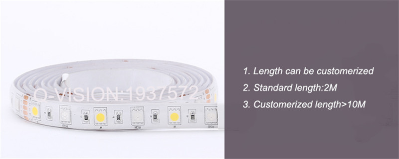 Lifesmart New LED Light Strip Wireless Remote Control by Phone16 Million Colors RGB Dimmable Smart Home Automation Customerized