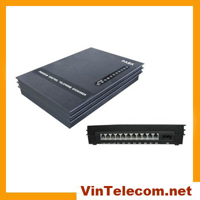 ФОТО China factory supply VinTelecom SV308 with 3 Lines +8 Ext Users - SOHO PBX / Small PABX for SOHO office use - Fast delivery
