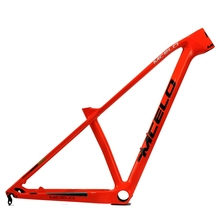 2018 MCELO carbon mtb frame 29er mtb carbon frame 29 carbon frame 142*12mm thru axle &135*9mm QR mountain bike bicycle frame ican bikes carbon fat bike frame 197mm rear axle carbon snow bike fat frame carbon toray t700 carbon frame sn01