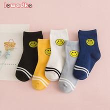 Носки для мальчиков 10 Pieces/lot=5Pairs Cotton