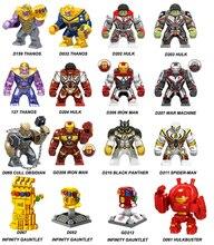 Marvel Thanos Cull Obsidian Super Heroes AvengersBuilding Blöcke Kinder Spielzeug Figuren