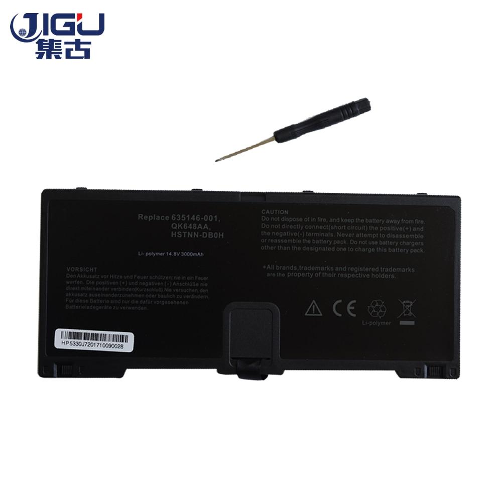 JIGU Laptop Battery 635146-001 FN04 HSTNN-DB0H HSTNN-DB0HP QK648AA  FOR HP ProBook 5330m