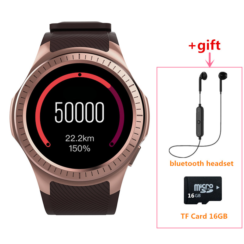 L1 Bluetooth Smart Watch Full Screen Support TF Card Smartwatch Phone Heart Rate Monitor For apple 8/X ios xiaomi Andriod iPhone