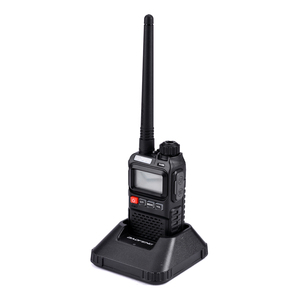 Image 5 - Baofeng UV 3R + usb充電器ミニトランシーバーuv 3Rプラス子供2ウェイラジオUV3R + vhf uhfラジオcomunicadorトランシーバー トランシーバーamador