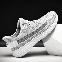Ultra Light Mens Running Shoes White Sneakers Men Gym Sport Shoes Male Breathable Chaussure Sport Homme 2019 Zapatillas Hombre