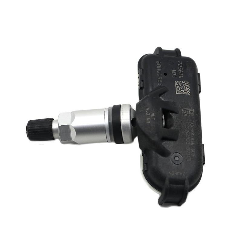 529333V100 434Mhz TPMS Tire Pressure Monitor Sensor 52933-3V100 For 2011 - 2014 Hyundai I40 VF 2012 2013