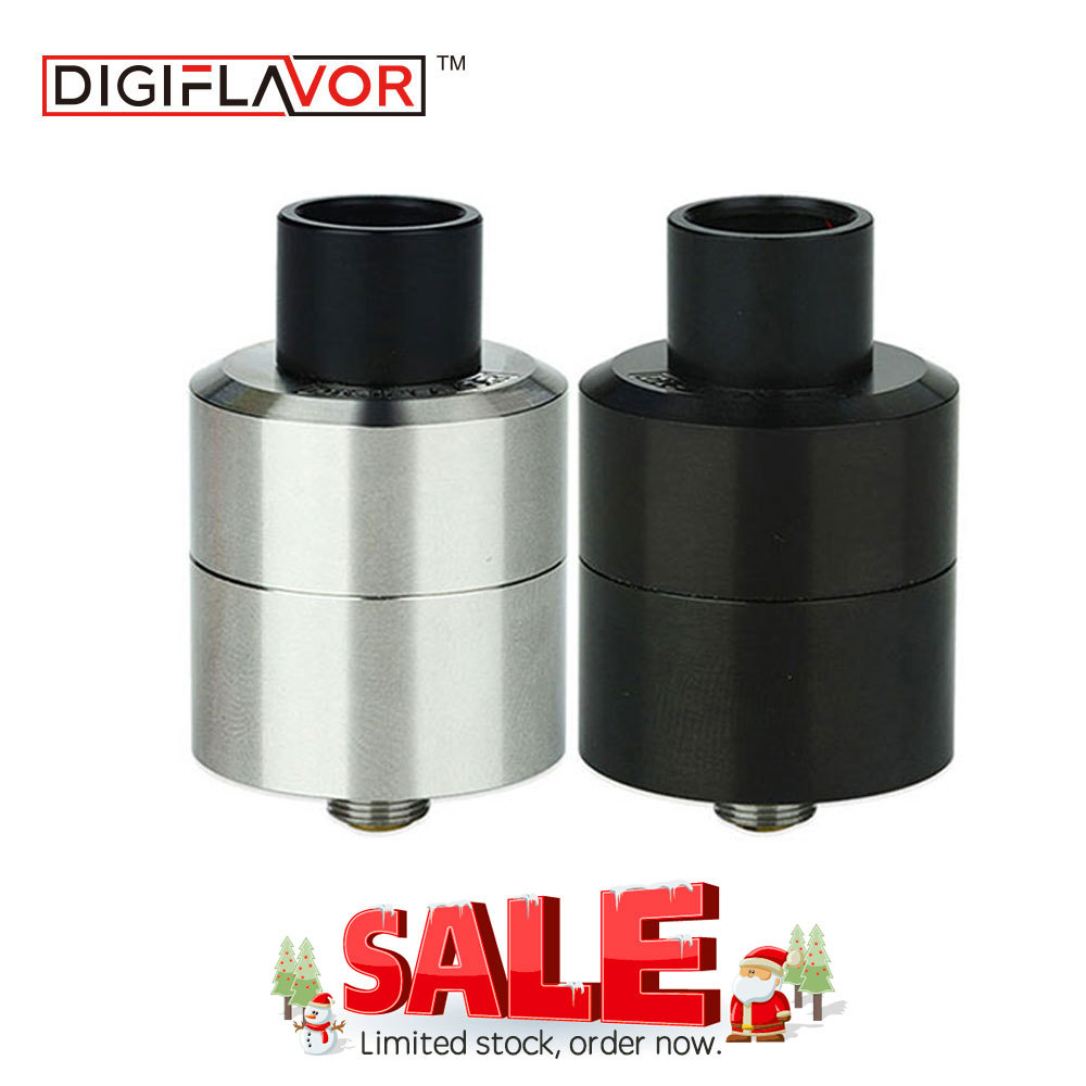 Original Digiflavor LYNX RDA Tank 25mm Atomizer with Leaking Proof Design & Side Airflow ...