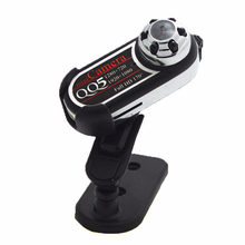 QQ5 Mini Câmera Full HD 1080 P Infravermelho Night Vision DV DVR Câmera Filmadora Detector De Movimento Micro Câmera Digital 170 de Largura ângulo