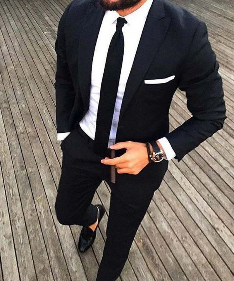 Well Dressed Man