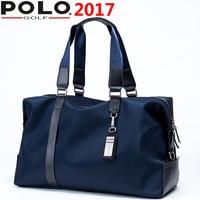 Brand Polo Genuine New Bag Men Clothing Big Capacity Light Computer/Travel/Leisure Sports Bag Portable Golf Ball Package Handbag